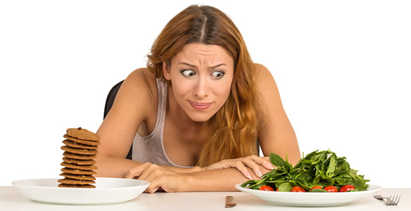 Comer conpulsivamente