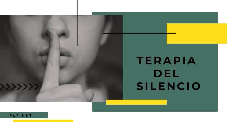 psicologia terapia silencio
