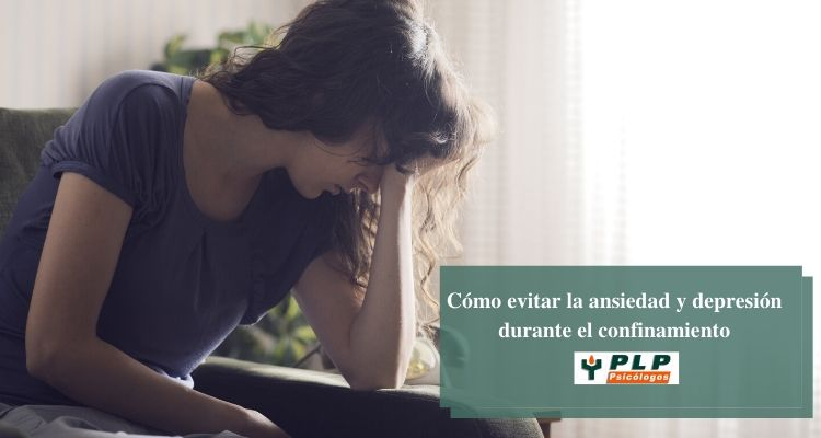 Ansiedad y depresión durante el confinamiento
